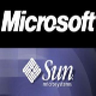 Microsoft, Sun Oracle'a Savaş İlan Etti