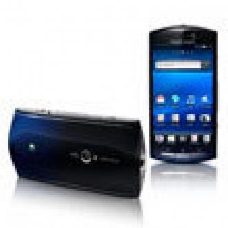 Sony Ericsson Xperia Neo Türkiye'de