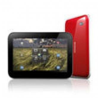 Lenovo'dan İki Yeni Tablet