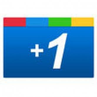 Google +1 Resimlere de Geldi