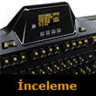 Logitech G510 Gaming Keyboard İnceleme