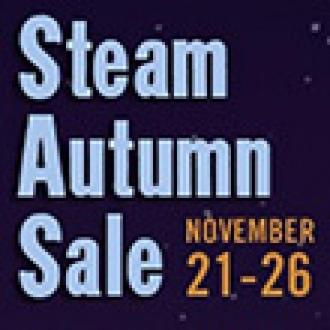 Steam'den Sonbahar İndirimleri