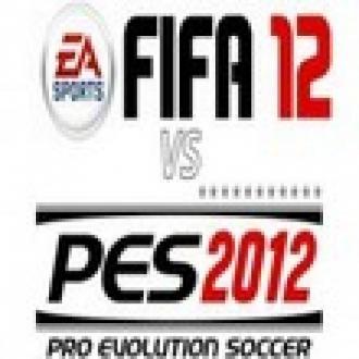 FIFA 12 – PES 12 Kapışmasında İlk Round