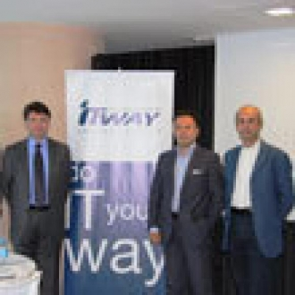Itway CEO'su Türkiye'yi Ziyaret Etti