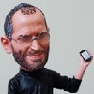 Steve Jobs Oyuncakları Her Yerde!