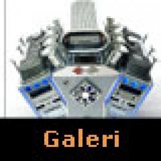Galeri: 8 Silindirli PC Kasası
