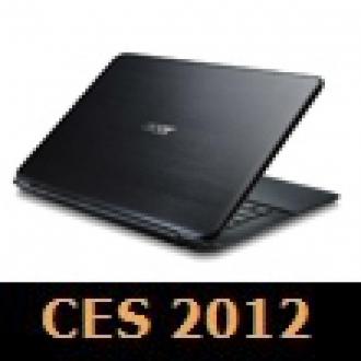Acer Ultrabook Modeli Ortaya Çıktı