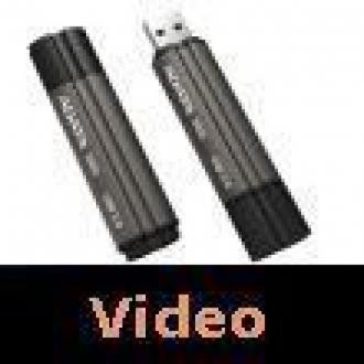 Hız Tutkunlarına Özel USB Bellek