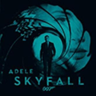 Adele'in Skyfall Şarkısını Dinlediniz mi?