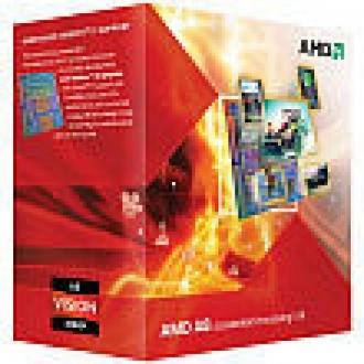 AMD Llano İşlemcisi Masaüstünde Göründü