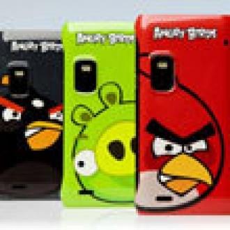 Nokia ile Angry Birds Keyfi