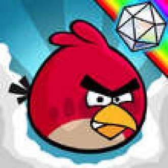 Angry Birds İçin Yepyeni 30 Aşama!