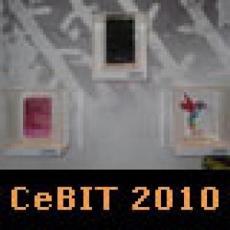 CeBIT 2010: Yeni İmaj ve Yeni Ürünler