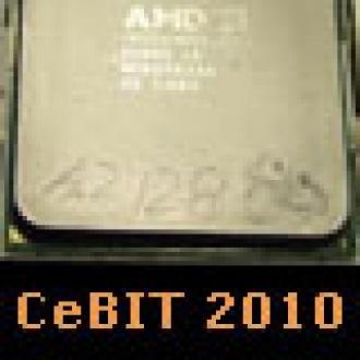 CeBIT 2010: AMD'nin 6 Çekirdeklisi