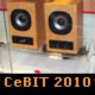 CeBIT 2010: Her Tür Ürün Genius'ta