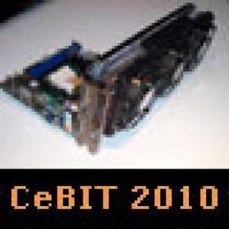 CeBIT 2010: En Küçük ve En Büyük Kartlar