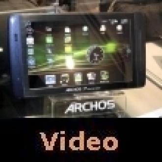 Archos'un Yeni Tabletini Gördünüz mü?