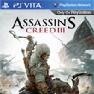 Assassin's Creed 3 PS Vita'ya Geliyor