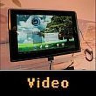 Netbook Görünümlü Tablet