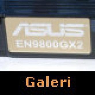 Asus 9800GX2'ye Yakın Bakış