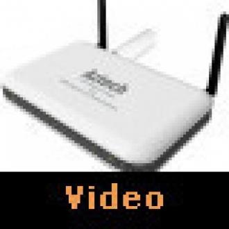 3G Destekli Modem Aztech HW550-3G