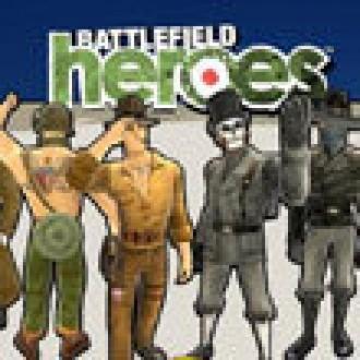Battlefield Heroes Artık Türkçe