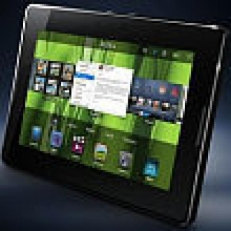 Blackberry Playbook iPad'e Karşı