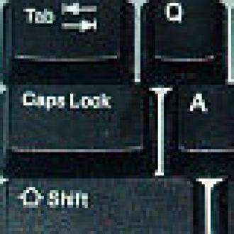 Caps Lock Tuşunu Kilitleyin!