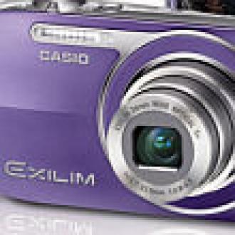Casio'dan Mini Fotoğraf Makinesi