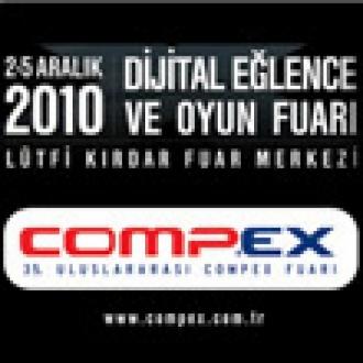 SDN, COMPEX Fuarını Sizler İçin Dolaştı