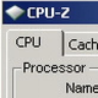 CPU-Z 1,52 Yakında Çıkıyor