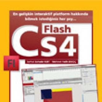 Flash CS 4'ü Tanıtan Kitap