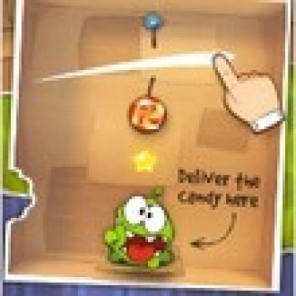 Cut the Rope Güncelleniyor