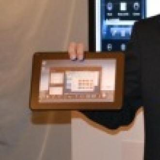 Dell'in Windows 8 Tableti Gözüktü