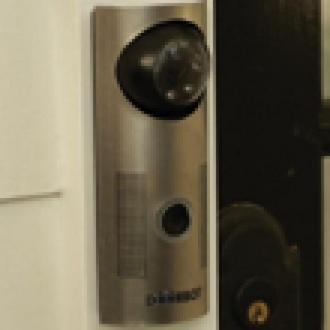 DoorBot Kapınızdakileri Cebinize Getiriyor