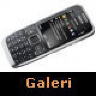 Nokia E55 Fotoğrafları