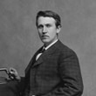 Edison İçin Özel Google Logosu