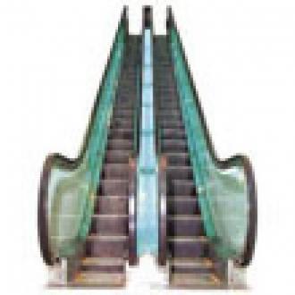 Yürüyen Merdivende Kıvrımlı Devrim