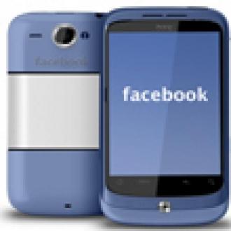 Facebook Telefon Projesine Başlıyor mu?