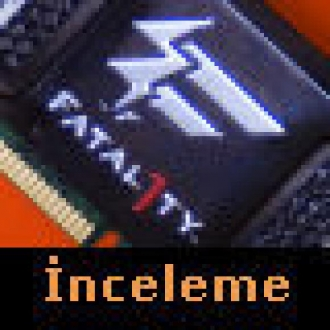 OCZ Fatal1ty 2 GB DDR2 Bellek Seti