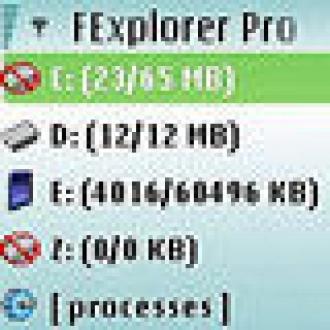 FExplorer Yeniden Symbian'da!