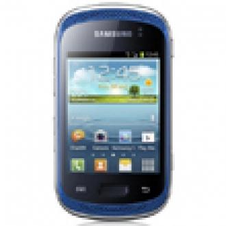 Samsung Galaxy Music Resmileşti
