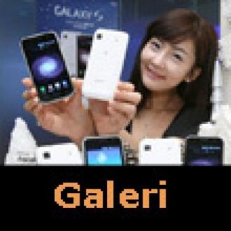 Samsung'un Yeni Galaxy Serisi