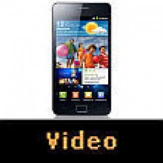 Galaxy S2 İçin Etkileyici Bir Video