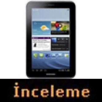 Samsung Galaxy Tab 2 7.0 Ön-İnceleme