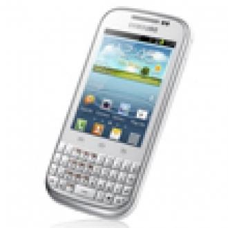 Samsung Galaxy Chat Ortaya Çıktı