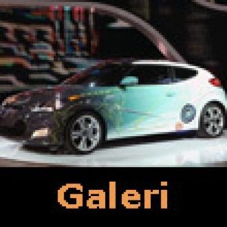 Detroit 2011'den Müthiş Otomobiller – 2