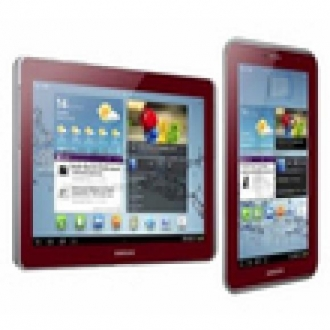 Samsung'tan 3 Tablet'e Bordo Seçeneği