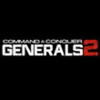 C&C Generals 2 Duyuruldu