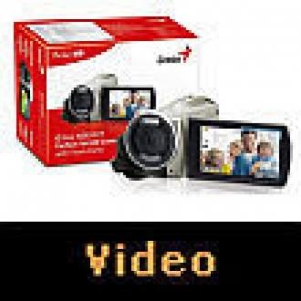 Genius G-Shot HD580T Video İnceleme